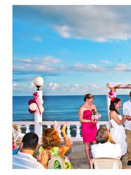 Begin your Happily Ever After at the Sunset Resort in Treasure Beach, Jamaica