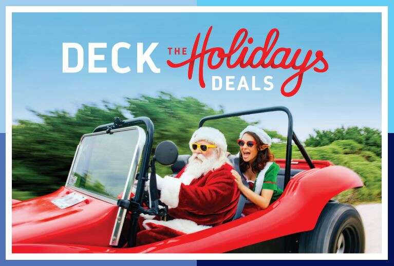 Deck The Holidays