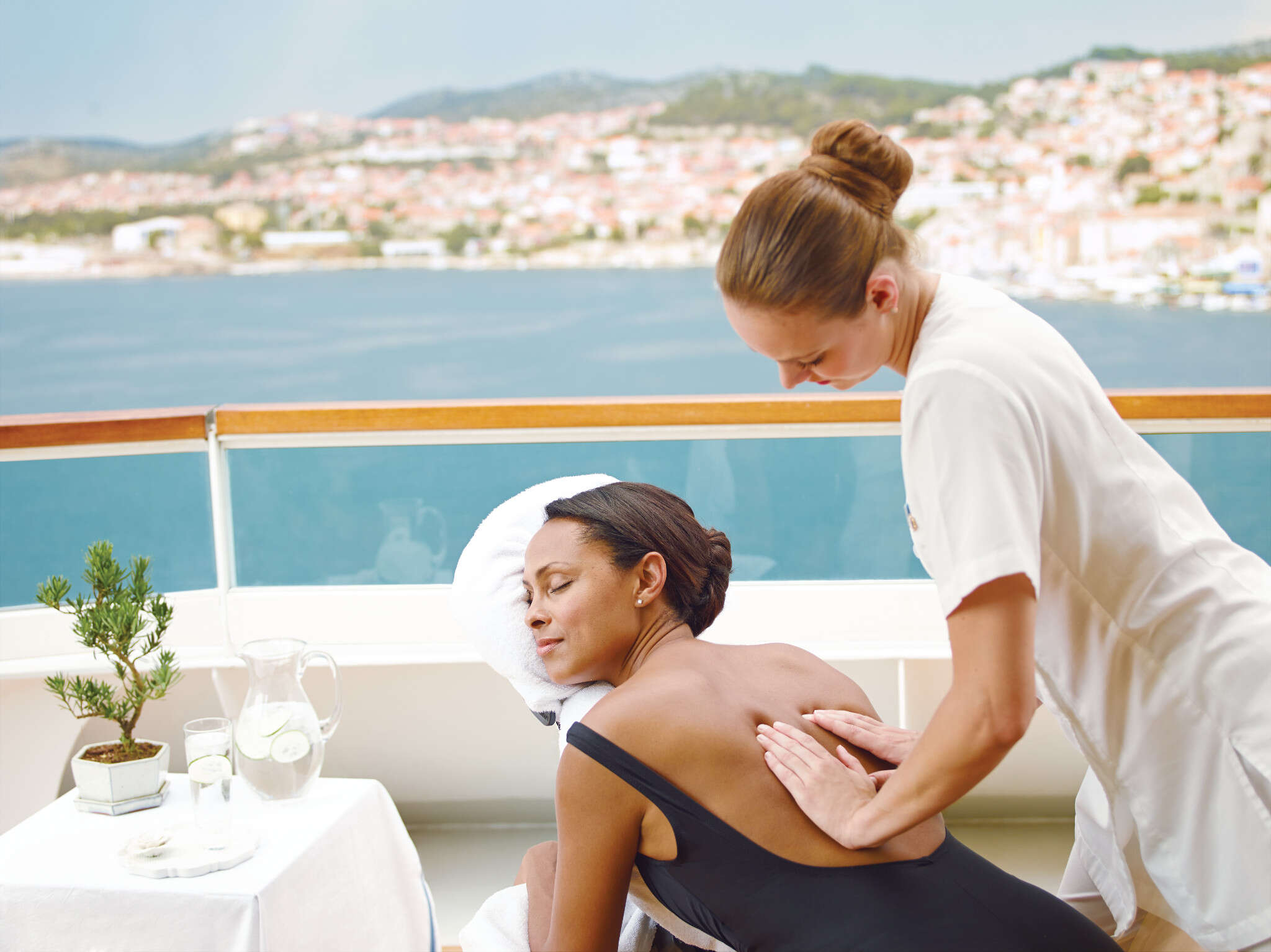 Seabourn Launches Holistic Wellness Program with Celebrity Author Dr. Andrew Weil