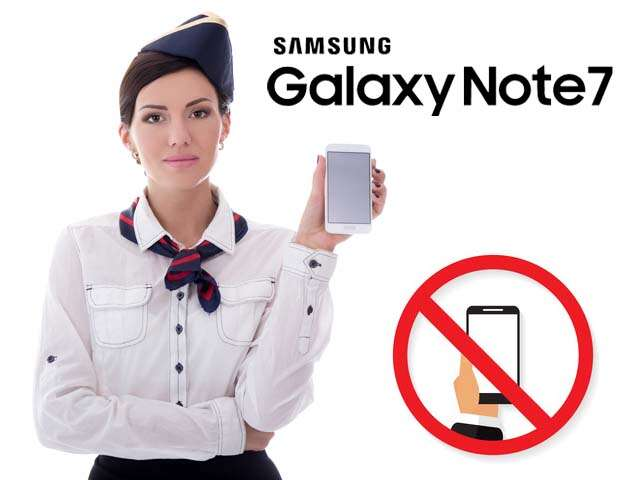 Canada, US ban Samsung Note 7 from all Flights