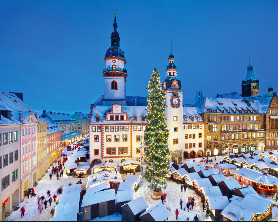 Opening Weekend for Germany's Christmas Markets