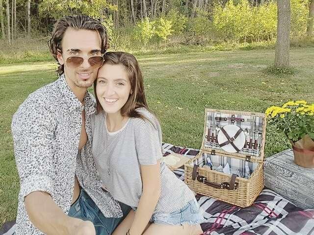 Natalie and Dominik