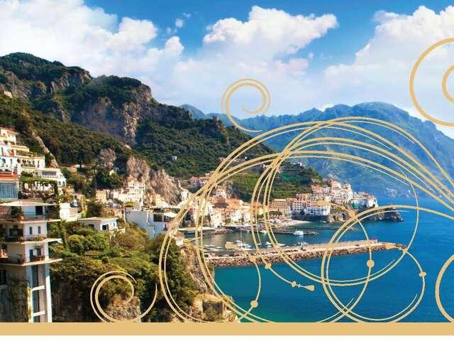 Enjoy bonus amenities on Distinctive Voyages!