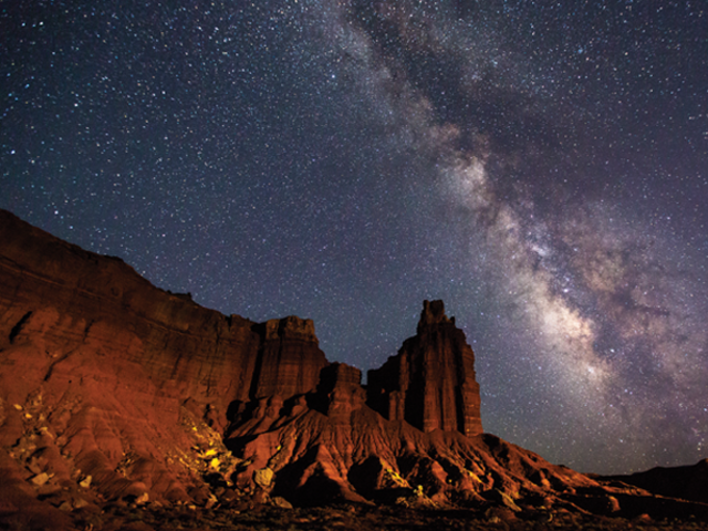 See Stars in Utah during Dark Sky Week at the World's First International Dark Sky Park