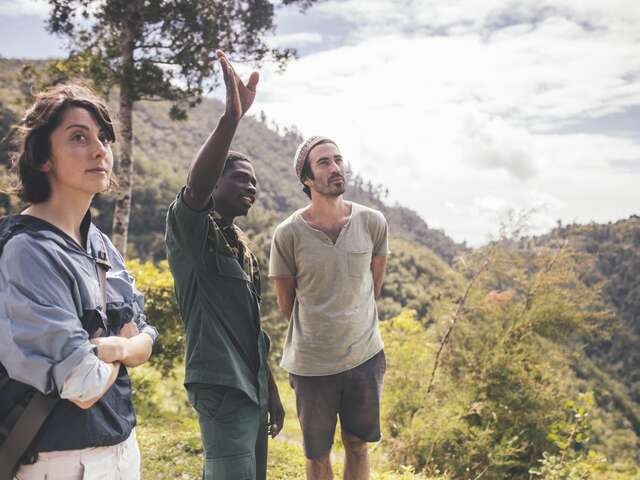 Nature and Heritage at Jamaica's First UNESCO World Heritage Site