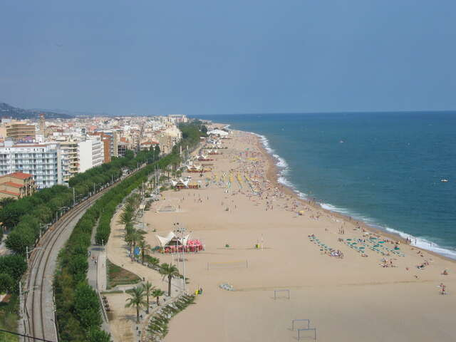Vacation on the Costa Maresme Spain