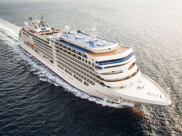 A New Chapter at Silversea
