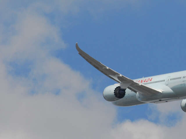 Air Canada Rouge To Offer High-Speed Internet