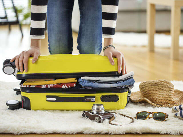 Travel Guide: 10 Secrets to Packing Light