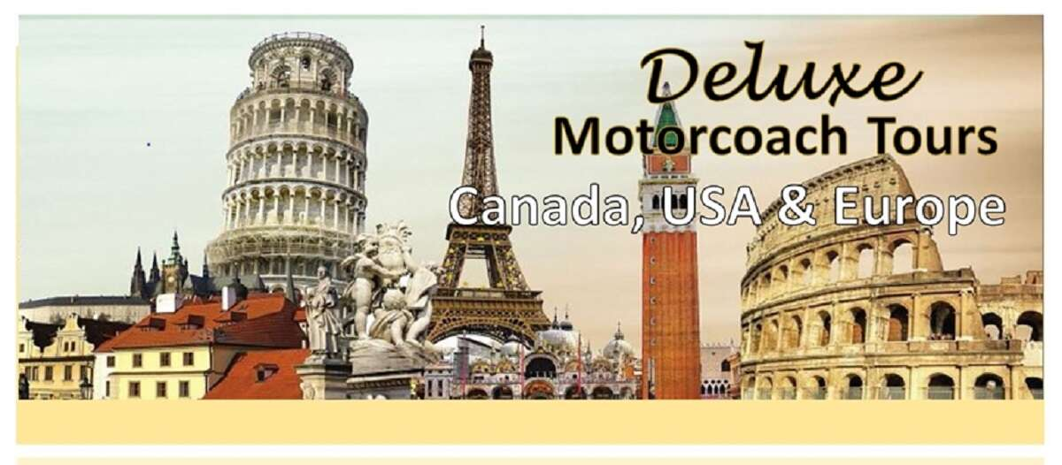 Deluxe Motor Coach Tours