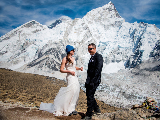 The Ultimate Adventure Wedding!