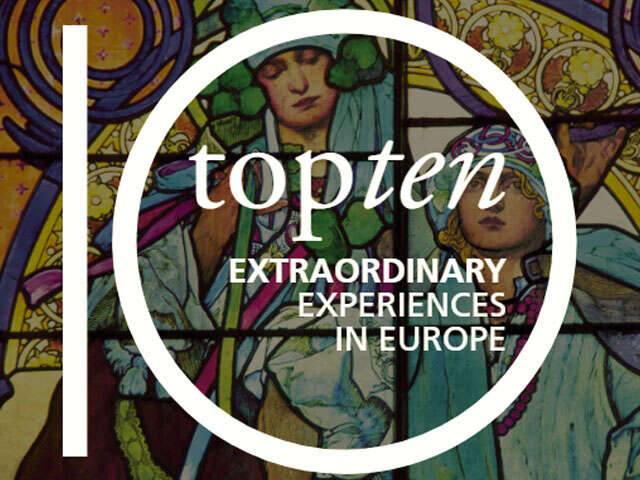 Top 10 Extraordinary Experiences in Europe
