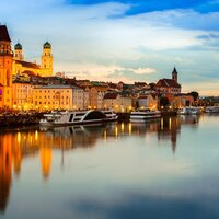 Classic Danube River Cruise with Oberammergau Passion Play