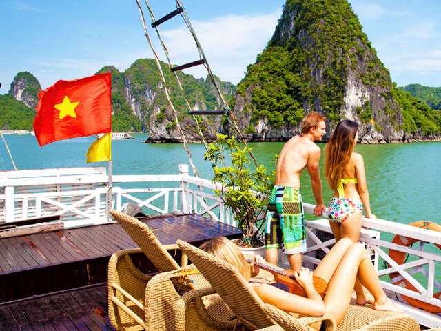 Vietnam Experience (Start Ho Chi Minh City, end Hanoi)