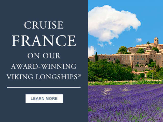 The Best of France with Special Savings from Viking