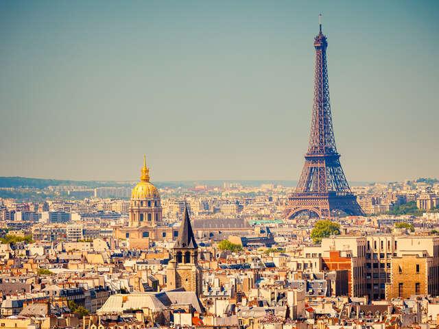 Road to Rome start Paris (Winter 2018-19)
