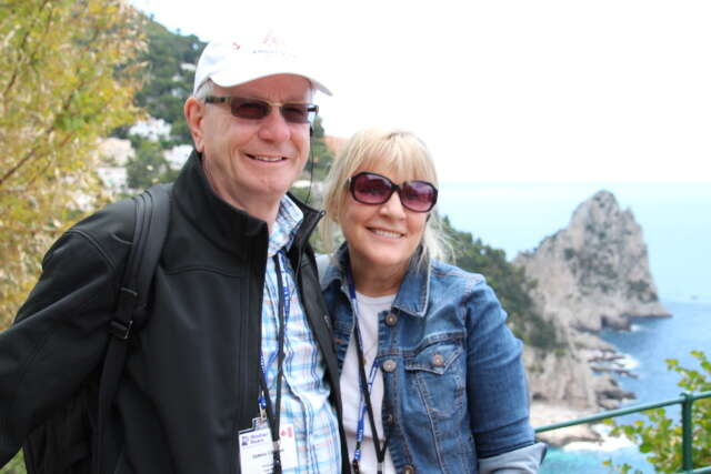Rev Dr James & Valerie Clubine