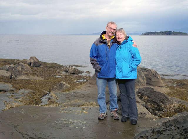 Rev Robert & Hilary Merritt