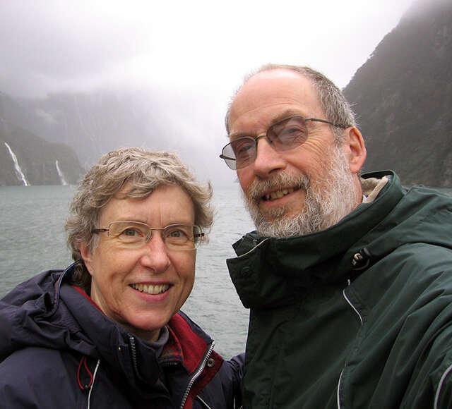 Bishop Stephen & Jane Kristenson