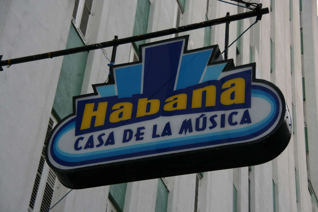 Casa de la Musica Centro Havana