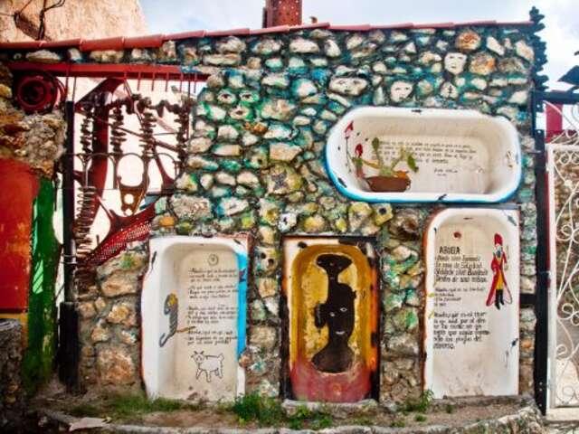 Callejon De Hamel-Havana