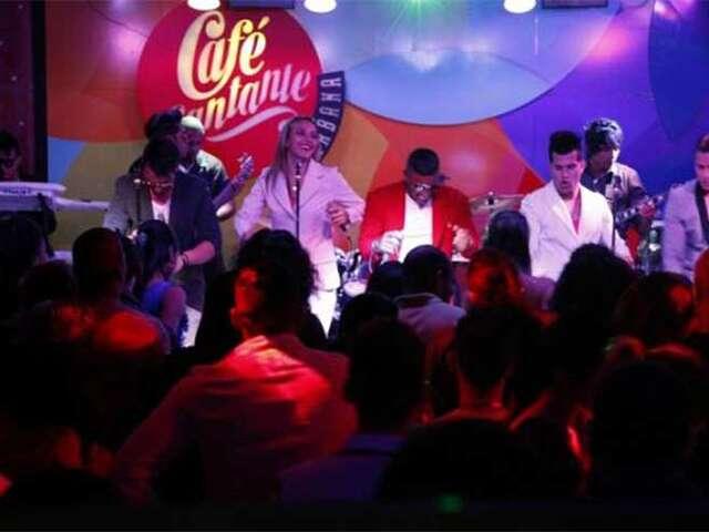 Cafe Cantante Mi Habana