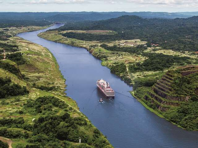 Cruising the Amazing Panama Canal