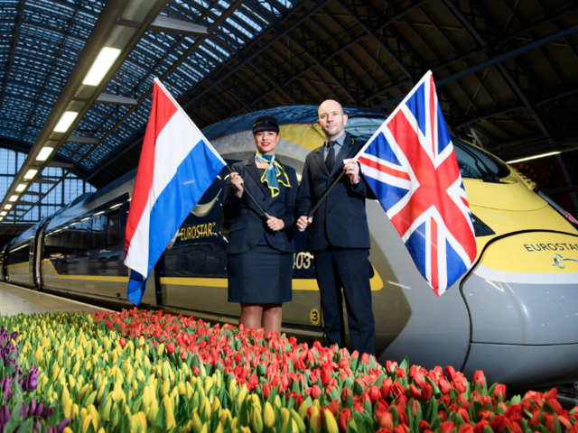Now You Can Take the Chunnel Train to a New Destination in Europe
