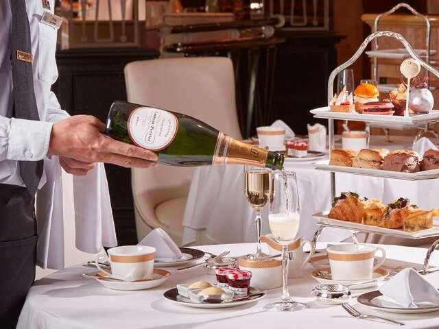 Cunard's Royal Wedding Celebrations