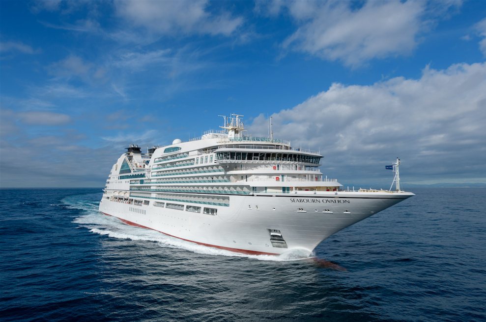 5 Reasons To Give An Ovation To Luxury Cruising's Newest Ship