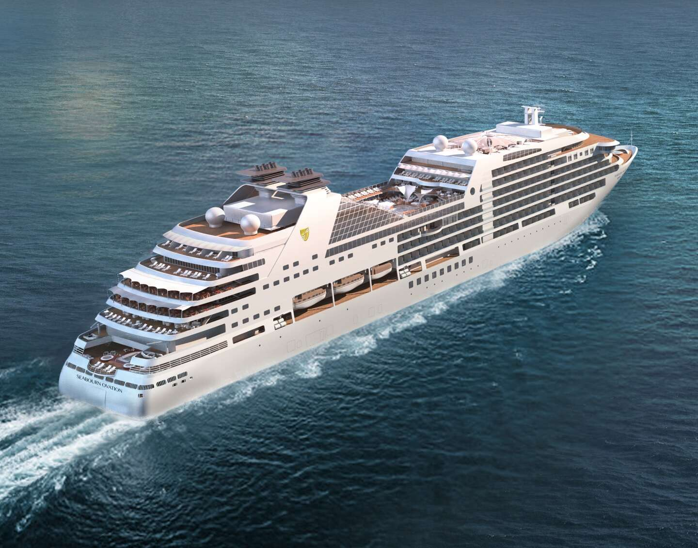 A Night to Remember with Seabourn Ovation