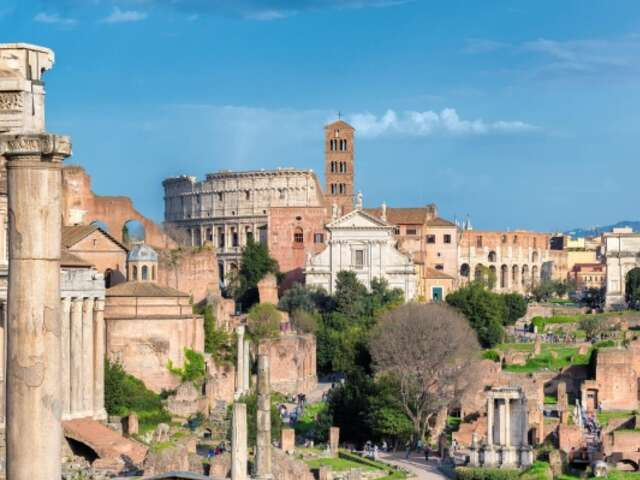 A 'SUPER' Ticket for Seven of Rome's Most Extraordinary Archeological Sites