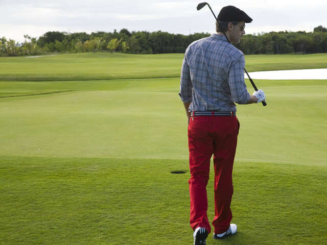 WestJet Vacations - Receive unlimited rounds of golf!