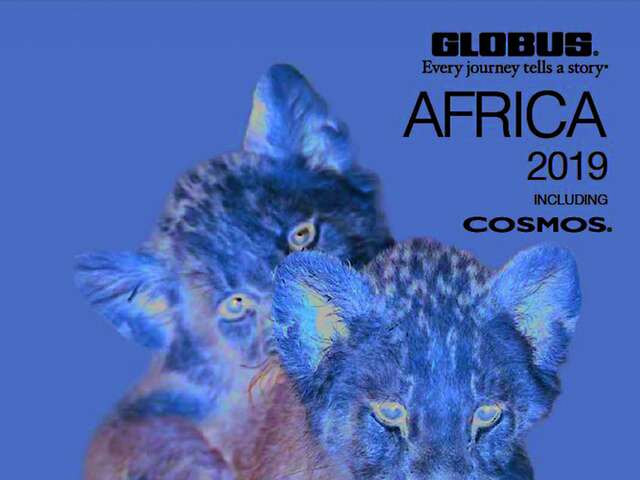Globus Family Launches Africa Brochure