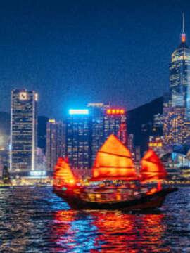 Royal Scenic: Hong Kong & Taiwan Night Experiences