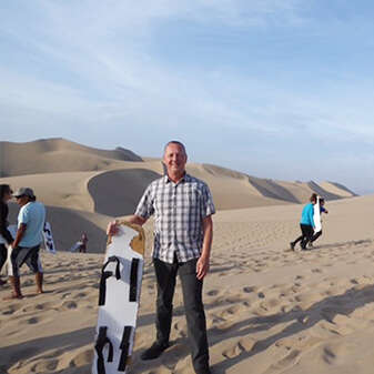 Peru with Grant