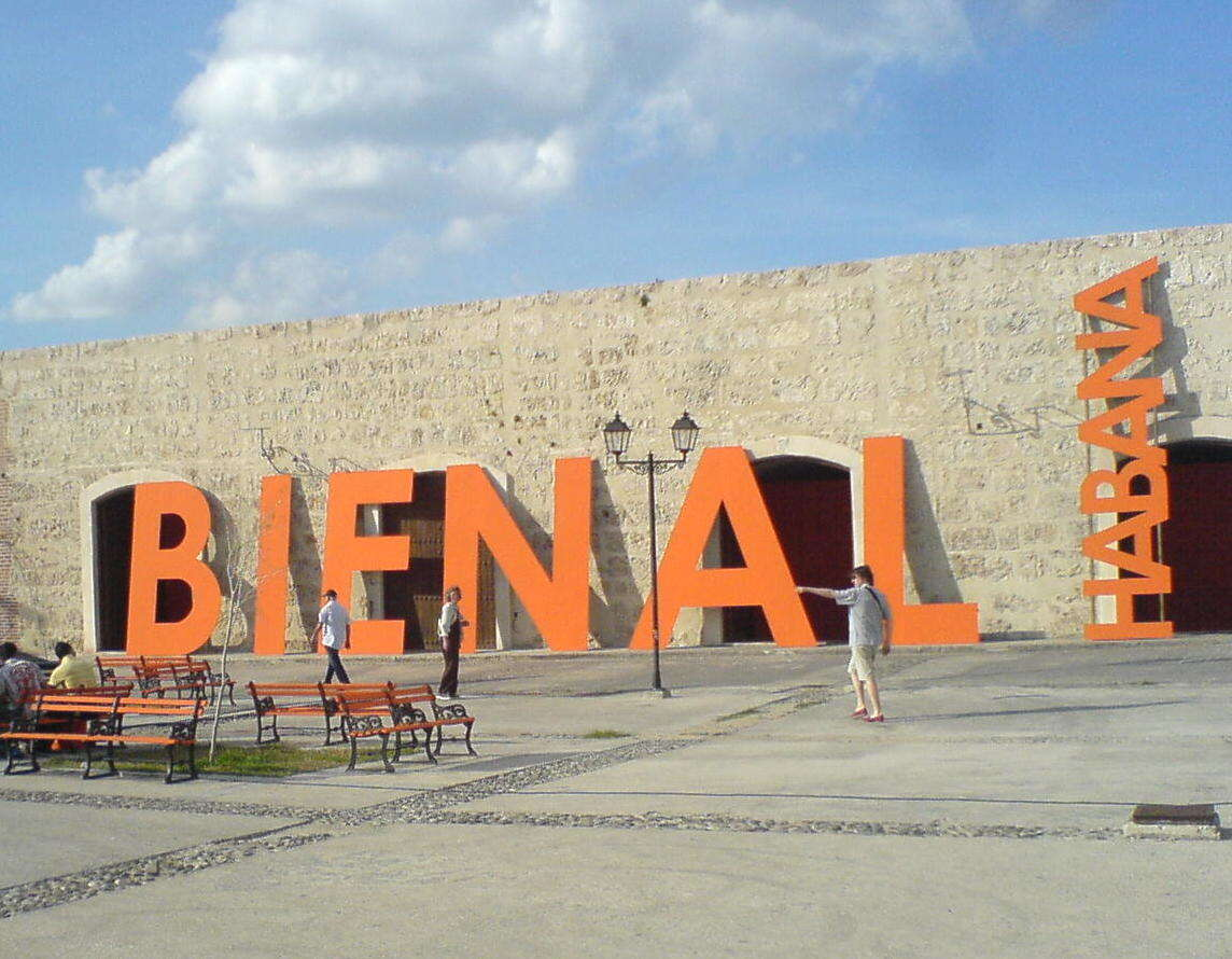 THE 13 BIENAL OF HAVANA