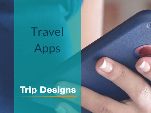 Bridget's Favorite Travel Apps