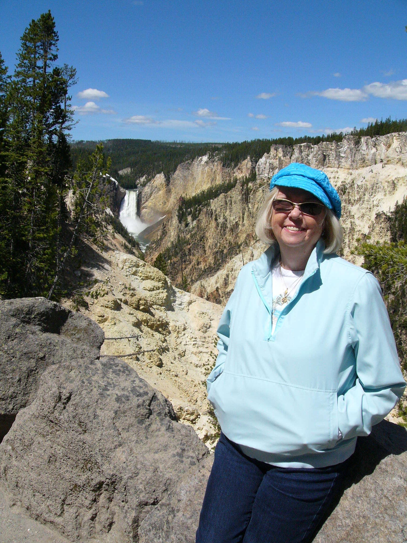 Travel agent Leona Karayan