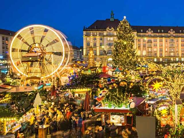 Europe's Must See Christmas Markets