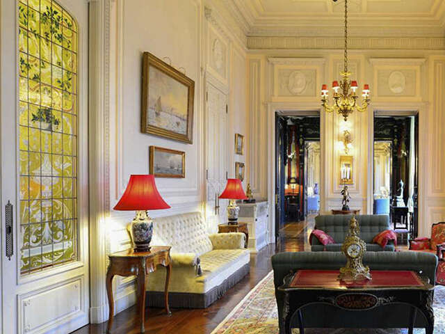 A Regal Reception Awaits at Pestana Palace Lisboa