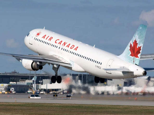 Air Canada adds flights to Las Vegas and Palm Springs