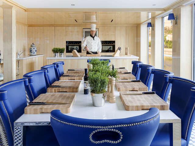 Make Mealtime A Masterpiece Onboard Uniworld's Super Ships