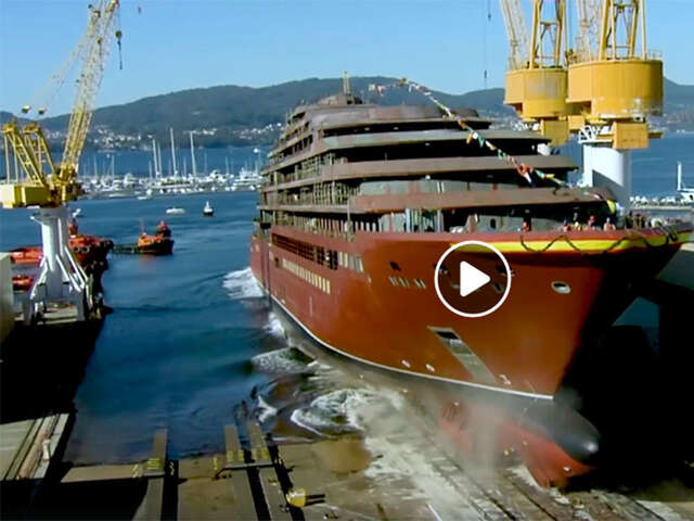 The Ritz-Carlton Yacht Collection: One Step Closer
