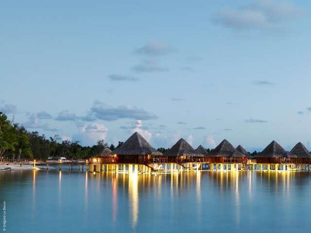 Best Honeymoon Ever to Tahiti!