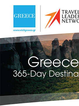 Greece: A 365-day destination