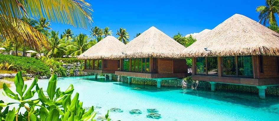 Inter Continental Thalasso Bora Bora