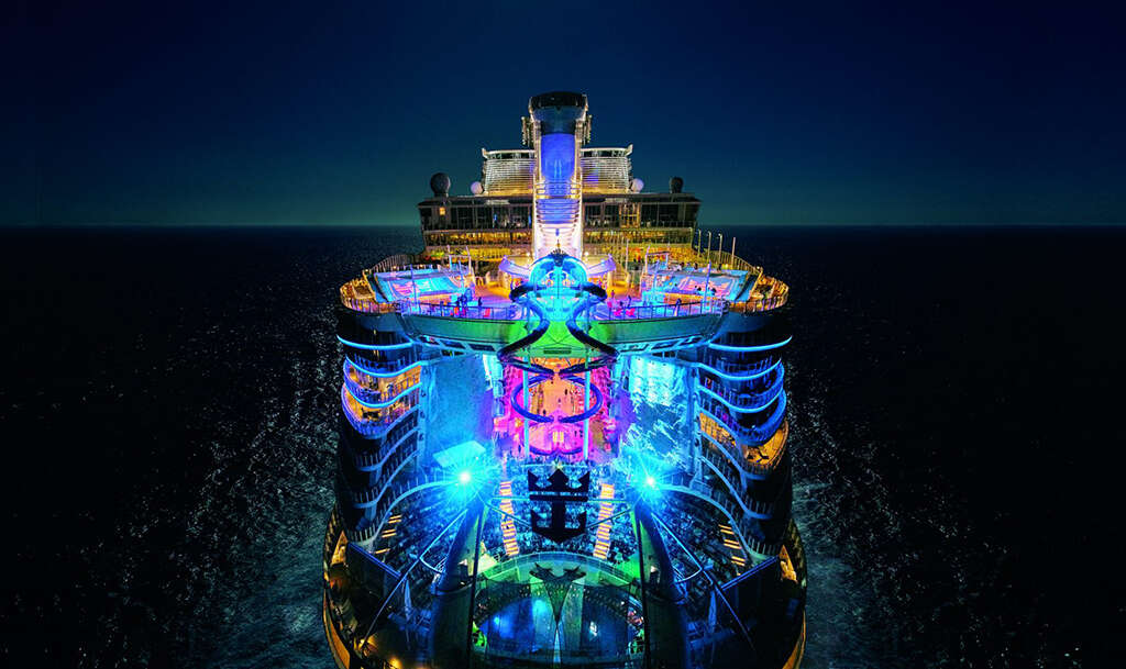 It's Showtime All the Time onSymphony of the Seas