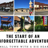 Big Things in a Small Town