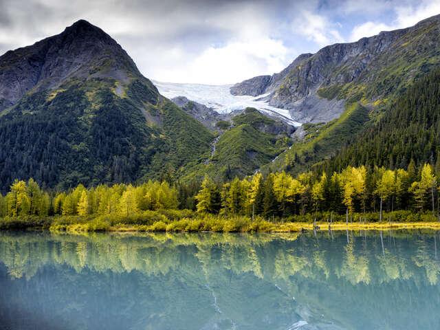 Alaskan Cruise + Yukon + Denali